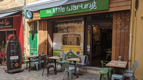 Notre warung ... - My Little Warung - Aix-en-Provence, Aix-en-Provence