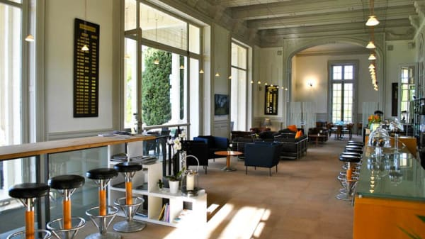 Vue de la salle - Le Club House, Nîmes