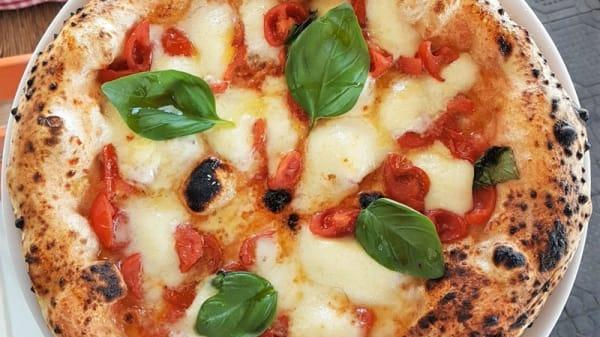 Suggerimento dello chef - Pizzeria Senese, Sanremo