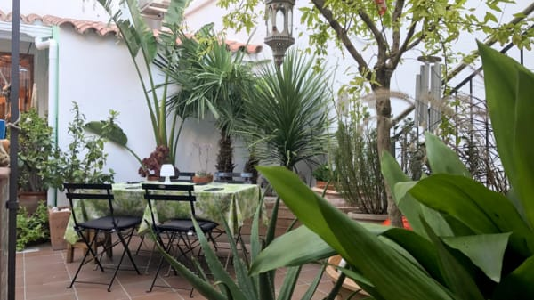 Terraza - La punta de Sitges, Sitges