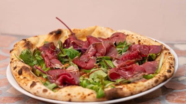 suggerimento dello chef - Boccadoro RisOstaria Pizzeria, San Zeno