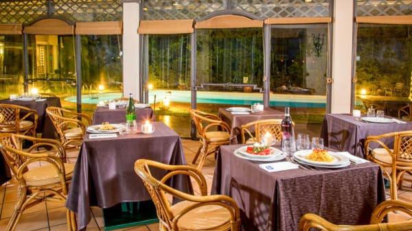 Vista sala - Park Hotel, Fiano Romano