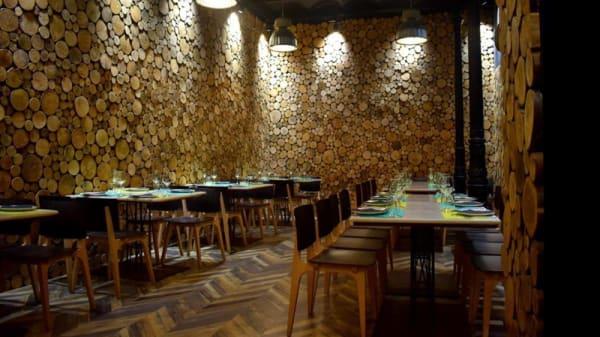 Vista de la sala - Trashumante, Seville