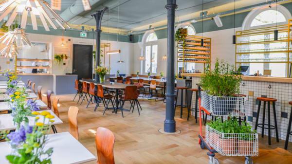 Restaurant Instock Amsterdam - Instock Amsterdam, Ámsterdam