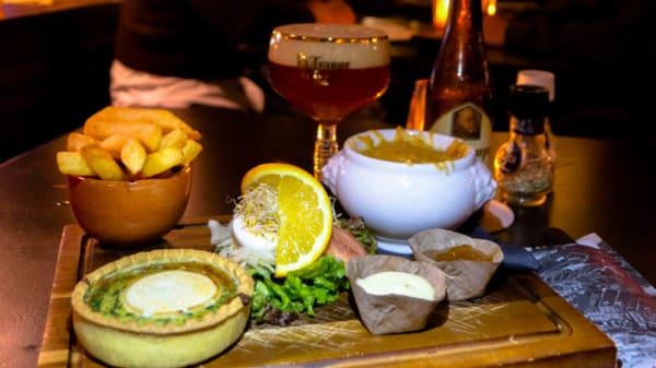 Specialiteit van de chef - Eetcafé De Zwaan, Maastricht