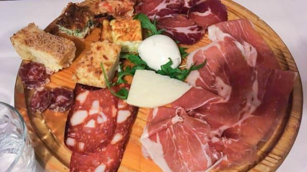 Suggerimento dello chef - Osteria Ventotto, Campobasso