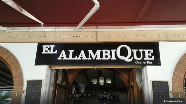 El Alambique - Alambique, Granada