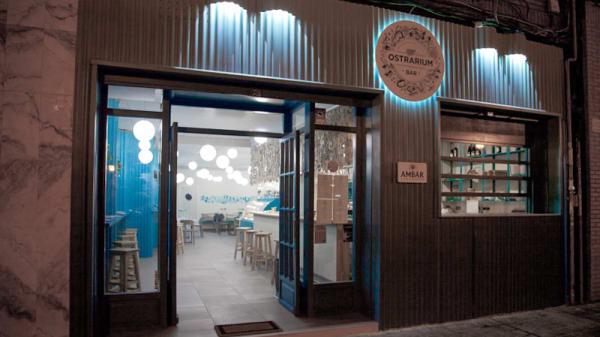 Entrada - Ostrarium, Valencia