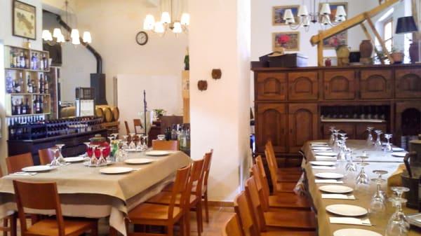 Sala - La Fustería, Cocentaina