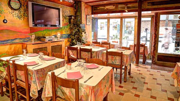 Restaurant Italien Paris 17 - La Provence, Paris