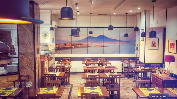 Interno del ristorante - Sapori di Principe, Rome