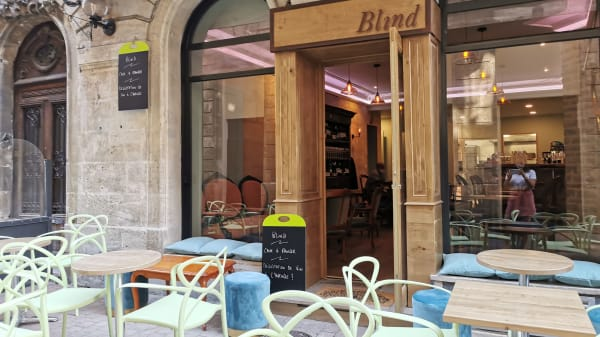 Blind Bordeaux, Bordeaux