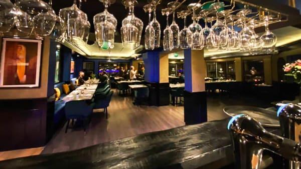 Het restaurant - Restaurant Saffron Indian Cuisine, Wassenaar