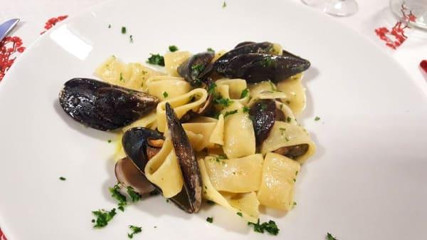 Primo piatto - Moro, Sperlonga