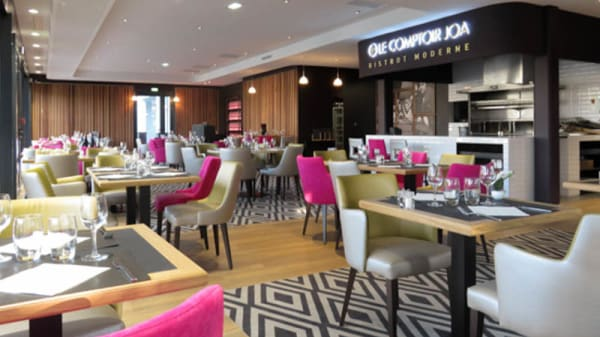 Restaurant du casino des sables d