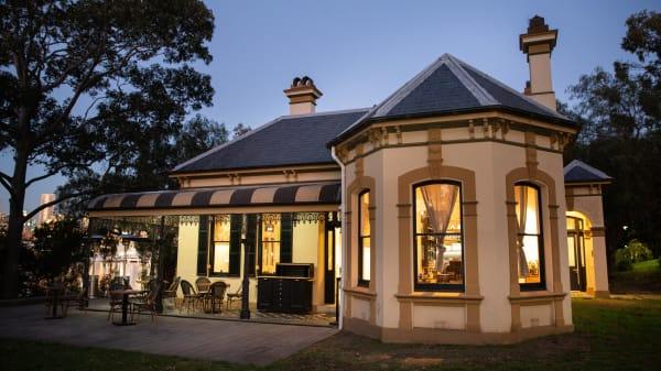 Terrace - Bellevue Cottage By Antoine, Glebe (NSW)
