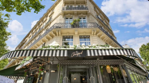 Devanture - Le Choupinet, Paris