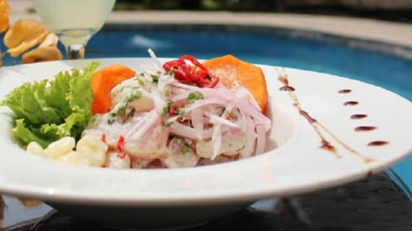 Sugerencia del chef - Restaurante del Gran Hotel Villa del Sur, San Vicente de Cañete