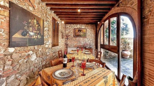 Vista sala - La Fonte Di Vivalda, Suvereto