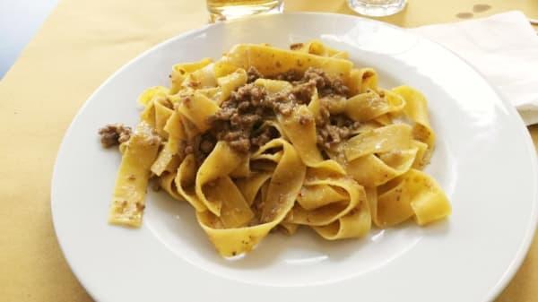 Suggerimento dello chef - Manturna, Canale Monterano