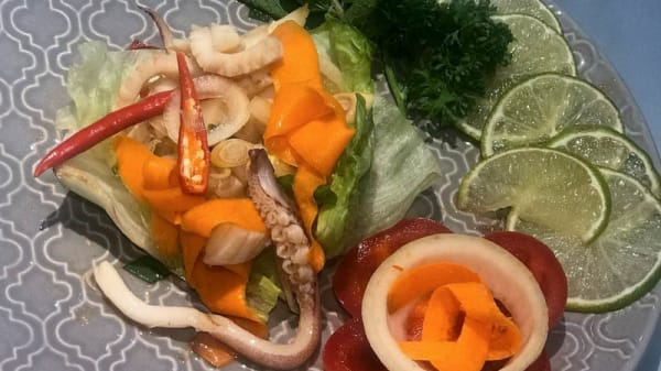 Suggestion du Chef - Les Petites Douceurs de Phuket, Lambersart