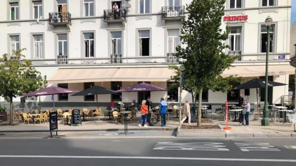 Le Brusseleir, Brussels