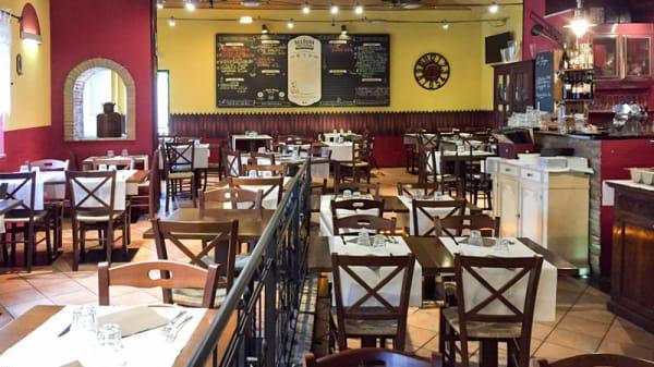 Sala del ristorante - La Allegra Fattoria, Rome