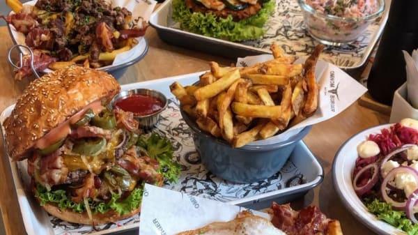 Chef's suggestion - Omnom Burger (Margareten), Wien