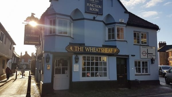 Entrance - The Wheatsheaf, Midhurst