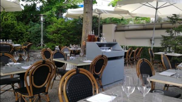 Terrasse - Restaurant Du Théâtre, Lausanne
