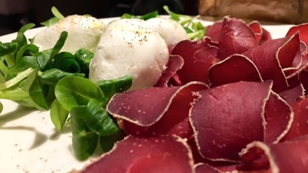 Suggerimento dello chef - Trattoria Olmo, Sondrio