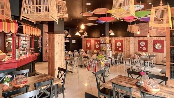 Salle du restaurant - Chili Thai Restaurant, Mulhouse