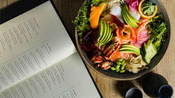 Kockens förslag - Sushi King, Mölndal