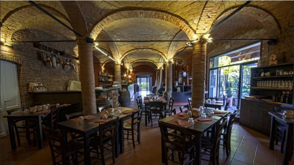 sala rustica.JPG - Taverna Espumosa, Parma