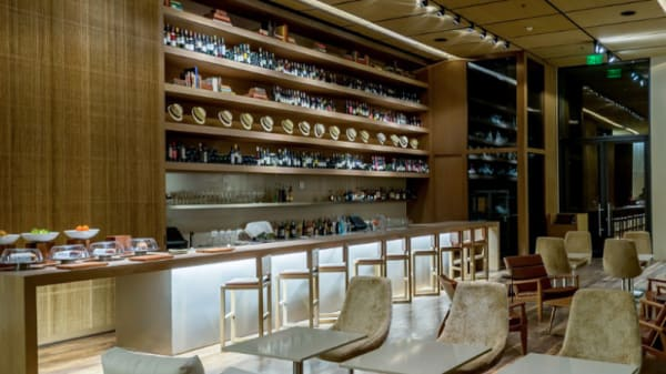 Sala do restaurante - Cantô Gastrô & Lounge, Rio de Janeiro