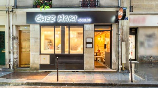 Entrée - Chez Haki, Paris