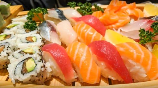 Sushi - Yoshi, Paris