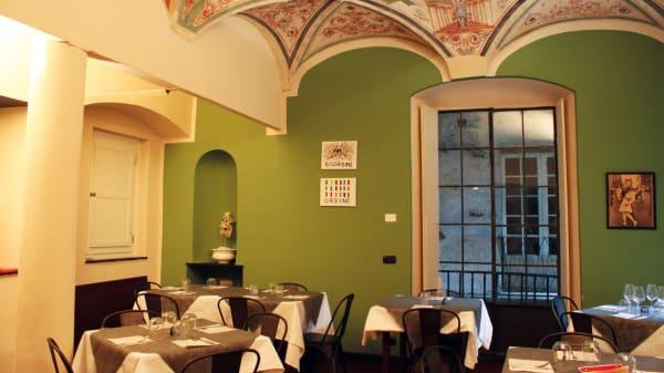 Sala - Pinsaccio, Genova