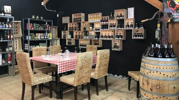 Salle du restaurant - Bootgrill Restaurant, Nice