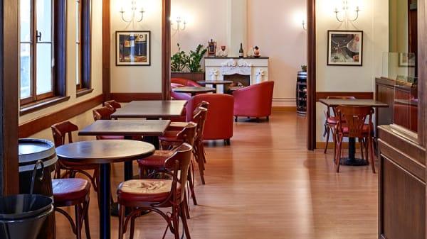 Sala - Restaurante Ibis Curitiba (Batel), Curitiba