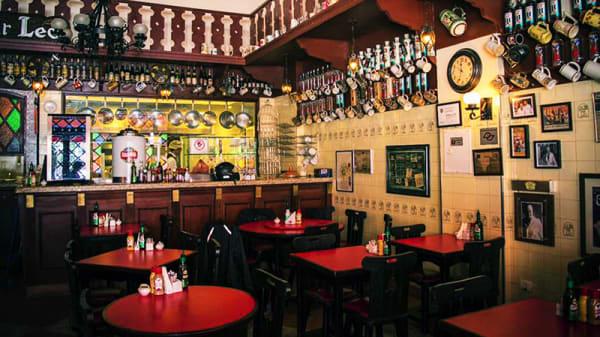 Sala - Bar Léo - Ouvidor, Rio de Janeiro