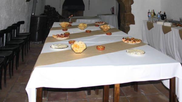 Sugerencia del chef - El Turó del Segle XVI