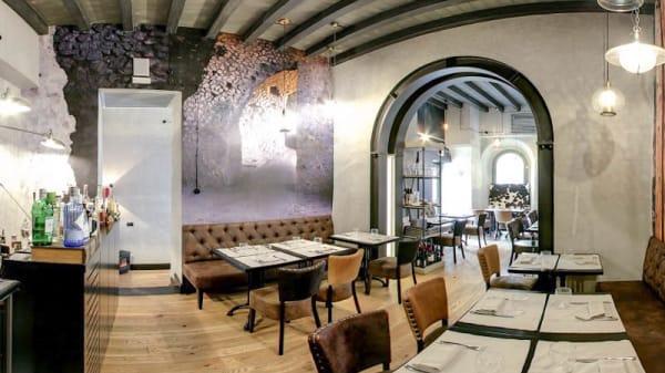 Vue de la salle - Greg Ristorante e Cocktail Bar, Tivoli