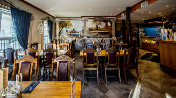 Rum - GREKISKA Grill & bar Djursholm, Djursholm