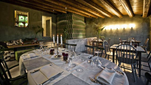 Vista sala - Il Re di Girgenti, Agrigento