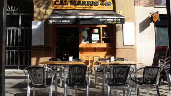 Terraza - Cal Marius 449, Barcelona