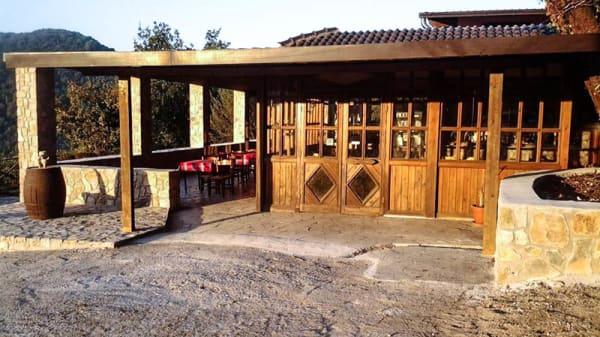 La entrada - Bellavista, Itri
