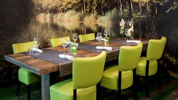 Restaurantzaal - Ons Restaurant, Mierlo