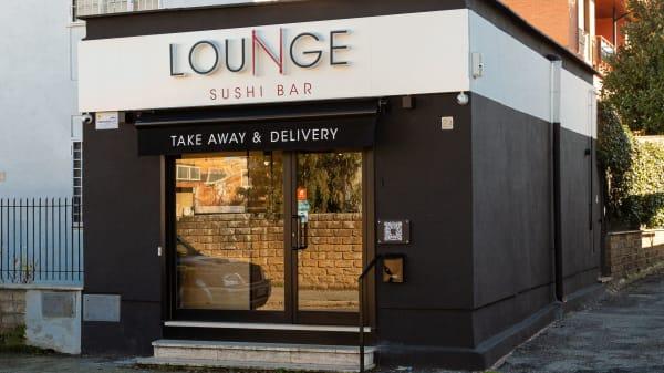 Lounge Sushi Bar, Rome