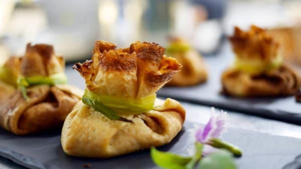 Sugerencia del chef - O Lagar en Eiras, El Rosal
